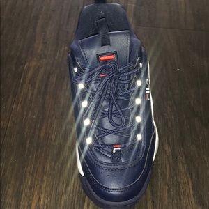 Fila wedge sneakers